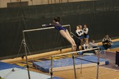 Women's uneven bars today!