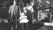 Milton Hershey's family