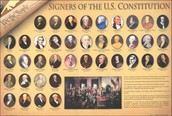 The Sighners of The Constitution