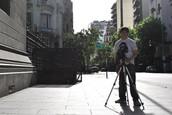 Filmación de cortos