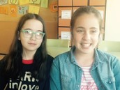 Catuxa e Isabel