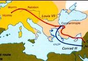 Second Crusade Map