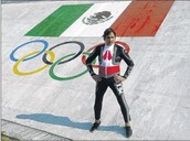 Latinos a la caza de preseas en Sochi