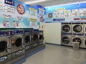 全新洗衣機、烘衣機