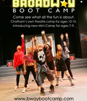 Broadway Boot Camp