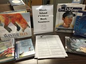 Rhode Island Children's Book Awards