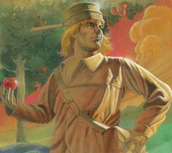 Johnny Appleseed's Birthday is 9/26