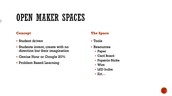Open Makers Space