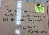 """""""You got this!"""""""