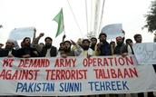 Pakistan Taliban announce truce