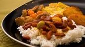 Puerto Rican food.