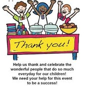 Parent Council Meeting - Staff Appreciation Luncheon
