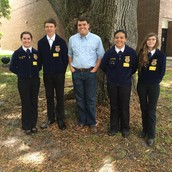 2015 State Poultry Judging CDE