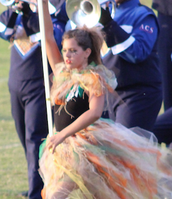Student Spotlight -Color Guard