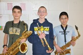 IBA Band Members