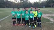 Moseley Soccer Team