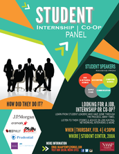 NAAAP Student Internship/Co-Op Panel