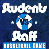 March Madness STAFF vs. Student Basketball game