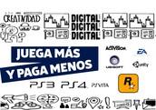 BARATOS!! TUS JUEGOS FAVORITOS Y DIGITALES!!!