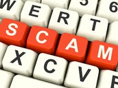 Know and avoid internet schemes and scams.