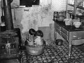 Children of a Tenant Farmer