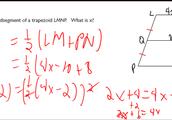 Isosceles Trapezoid and Trapezoid Examples