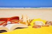 Keeping a Summer Reading Journal