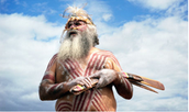 What the Aborigines People look like.