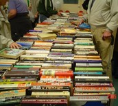 Time to send in your donations for the WJ Used Book Sale