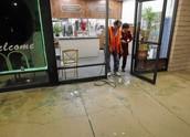 Damage on businesses