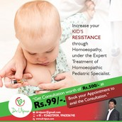 Homeopathy Medicines for Children