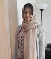 Paternal Grandmother - Shazia