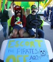 Parade Cart
