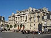 University of Bordeaux in France