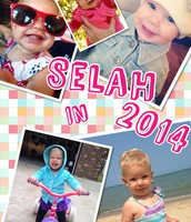 Selah in 2014 - My youngest daughter