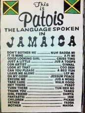 What's the Language in Jamaica?
