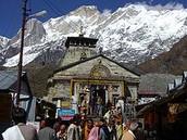 Kedarnath before the floods