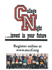 College Night....   Invest in Your Future