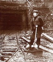 A Chinese Worker For C.P.Rail