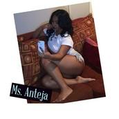 Ms.Anteja from Straight Stuntin Magazine