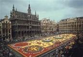 Grand Palace Brussels, Belgium
