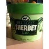 Blue Bell Sherbet