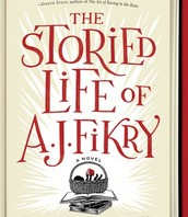 THE STORIED LIFE OF AJ FIKRY by Gabrielle Zevin
