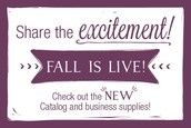 NOW it's time to GEAR up for FALL!!!