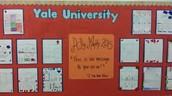 Yale University's Ally Month Board