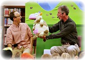 Once Upon a Reader - Cow Visits Southeast Minnesota!