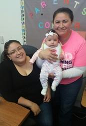 Ms. Zapata's Grand Baby!