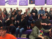 PHS Staff in the Crowd!