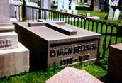 Lymann Beecher grave