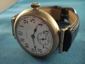 The First Watch Was Invented In 1868 By Patek Philippe